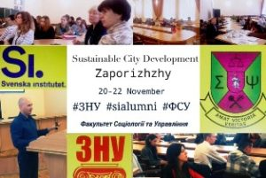 Sustainable City Development